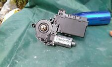 AUDI A4 cabriolet o/s drivers side  electric window motor 03