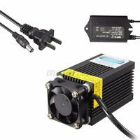 500mW 405NM Laser Module Focusing Blue Violet TTL Control Tube Laser  New в