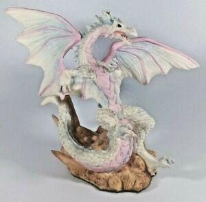 Enchantica Royal Doulton Freezing Fire Dragon Enchanted Vale ADDAX 1997 A.Bill