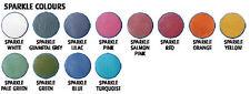 Snazaroo Pintura Cara-Todos los Colores 12 Sparkle - 12 X 18ml-RRP £ 62.40