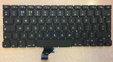 "QWERTY Tastatur Apple MacBook Pro 13"" Retina A1502 - UK English 2013, 2014, 2015"