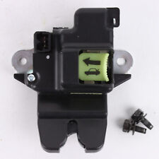 2009 - 2013 kia forte sedan trunk latch rear lid lock actuator 812301m070  2395