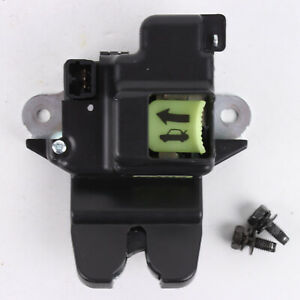 2009 - 2013 Kia Forte Sedan Trunk Latch Rear Lid Lock Actuator 812301M070 2395