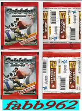 Calciatori 2008/2009 Panini Bustine Sigillate Film Campionato serie V edicola