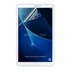 4 x FULL FRONT LCD CLEAR SCREEN PROTECTOR FOR SAMSUNG GALAXY TAB S4 10.5 SM-T830