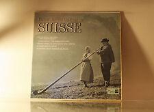 VOM SANTIS - ECHOES DES MONTAGNES SUISSE - *RARE FRANCE GUILD DISQUE VINYL LP ##