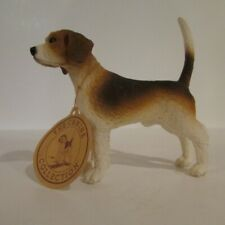 The Canine Collection Beagle Dog Resin Figurine