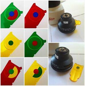Rheinberg Filters Leica Microscope Compatible DME DMLS DMLB