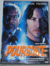 DVD *** POURSUITE *** Morgan Freeman, Keanu Reeves  ( neuf sous blister )