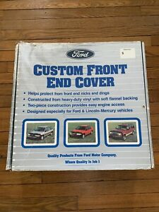 1994 Ford Mustang LX/GT Custom Front End Cover Bra OEM Factory Ford NEVER USED