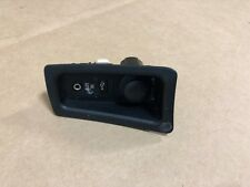 2009 BMW 128I E82 coupe CENTER CONSOLE AUXILIARY POWER POINT INSERT