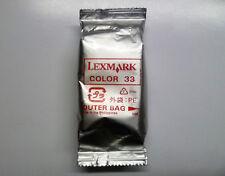Lexmark 33 Color p910 z810 x5410 x5450 x5470 x7170 x7310 x8310 x8350 x3300-O.V