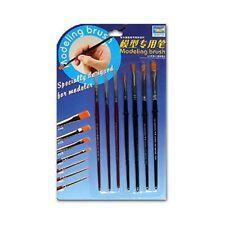 7 piezas cepillos de modelado Trumpeter Herramientas Set-Cepillo Modelado