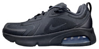 Nike Air Max 200 Black Sneakers Shoes AT5627 001 YOUTH SIZE 5Y / Women's SZ 6.5