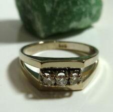 Gut geschliffener Echtschmuck 17,5 mm Ø) Diamant (55