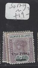LEEWARD ISLANDS (P1610B)  QV  1D  SURCH  SG 17-9   MOG