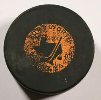 Fort Worth Texans CHL Game Puck Central Hockey League Texas