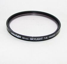 Genuine Cokin Cokinlight Skylight 1A 55mm Lens Filter Made in France S940233