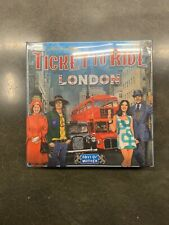 Ticket To Ride - London Days Of Wonder~New & Sealed