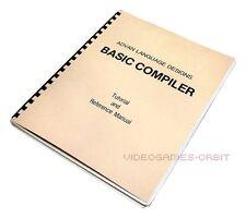 ADVAN BASIC COMPILER als Diskettenversion für Atari 400, 800, XL und XE