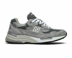 New Balance 992 Grey (M992GR) Steve Jobs Size: 7-13