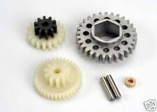 4576 Traxxas RC Car Parts Gear Set & Gear Shafts Fits: E-Z Start System New UK