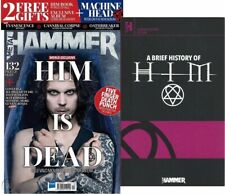 Sealed And Rare ! HIM band Ville Valo Metal Hammer magazine 2017