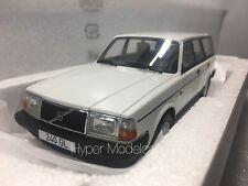 BoS Models 1/18 Volvo 240 GL Break 1989 White Art. BOS345