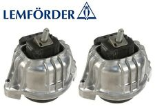 NEW BMW 135is 325xi 325xi Set of Left and Right Engine Mounts PAIR Lemfoerder