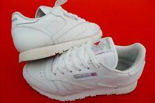 Reebok Classic Premium white Gr 38,5 Sportschuhe Fit Studio Leder Sneaker fw.neu