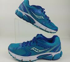 Saucony Liberate S15231-9 Women's Teal Blue Running Shoes Size 6