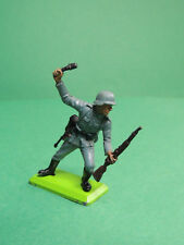 Britains Deetail WWII soldat d'infanterie allemand German infantery soldier #12