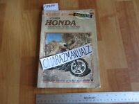 1969 1970 1971 1972 1973 1974 1975-1978 HONDA CB750 SOHC FOURS Service Manual