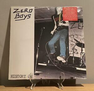 Zero Boys - History Of LP Hardcore Punk Vinyl