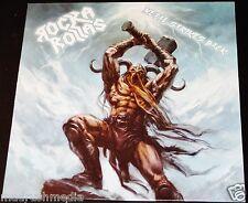 Rocka Rollas: Metal Strikes Back - Limited Edition LP Vinyl Record 2014 EU NEW