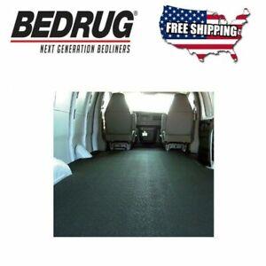 BedRug VTTC14L Fits Transit Connect 120.6 Long WB VanTred Cargo Van Floor Mat