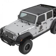 Jeep Wrangler JK 4türer Sun Bikini Top Safari Style Black Diamond Bestop 07-17