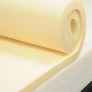 FOAM MATTRESS TOPPERS 100x200 Sponge-2.5 cm Thickness Hyper Soft Super Soft Spon