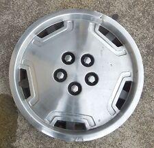 "15"" Hubcap Wheel Cover 1987 88 Chrysler Lancer Le Baron 5 slot type"