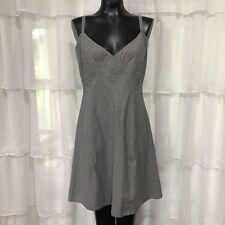 SIZE 12 - NWOT TALBOTS Womans Gingham Plaid Dress