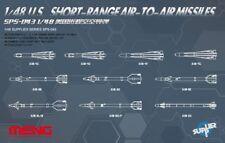 Meng Model PS-043 1:48th sale US Short Range Air to Air Missile Set