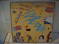 """LP Record Album: LARS HOLLMER """"Vill Du Hora Mer?"""" 1982 Krax ~ Swedish Composer"""