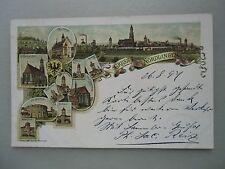 Ansichtskarte Nördlingen 1897