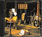"FABER - RARO CD OMONIMO "" FABER "" FABRIZIO DE ANDRE' CONTE GUCCINI ENDRIGO"