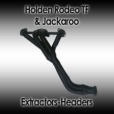 Holden Rodeo TF & Jackaroo 2.6 EFI 4ZEI 4 cylinder 1988-99 Extractors/headers