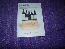 Dreweatts Fine Wine, Champagne, Port & Select Fine Spirits Auction Catalogue