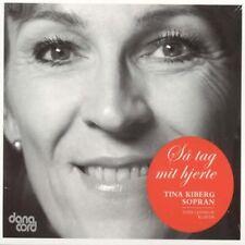 Tina Kiberg: Sa Tag Mit Hjerte CD NEW