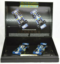 Scalextric Tyrrell P34 - 1976 Swedish GP 1/32 Formula 1 F1 Slot Car Set C4084A