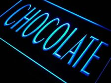 j688-b Chocolate Shop Lure Candy Gift Neon Light Sign