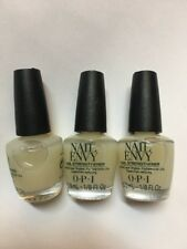 3 pc lot of three OPI mini original nail envy strengthener 3.75 ml